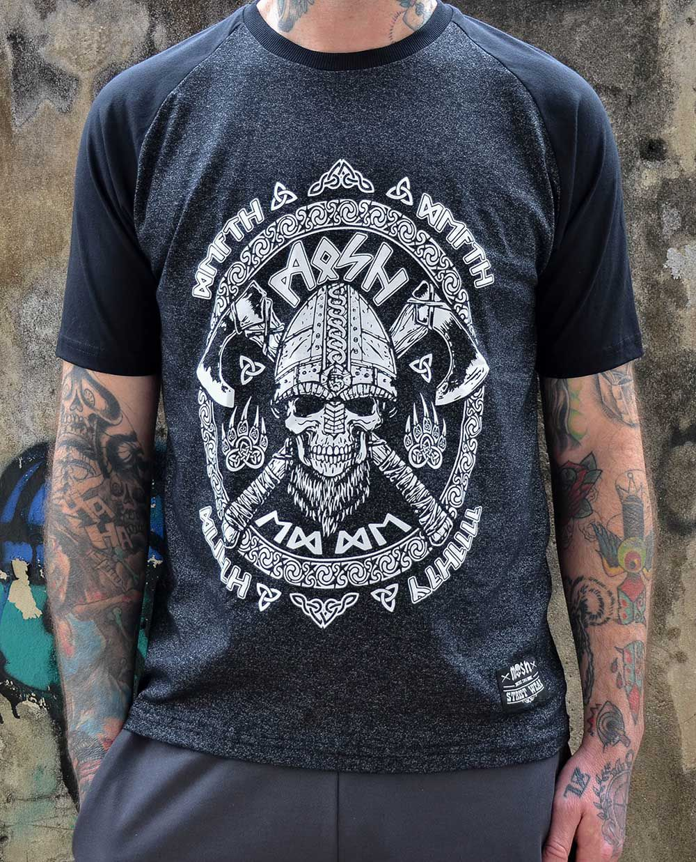 Raglan Viking Warrior
