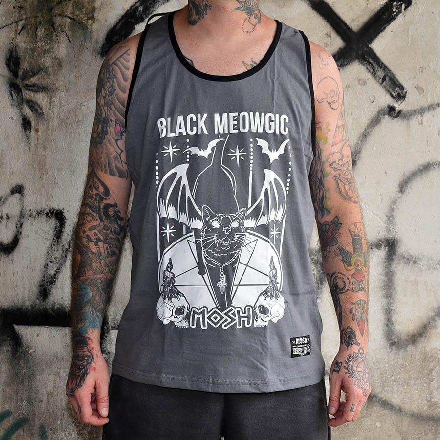 Regata Black Meowgic