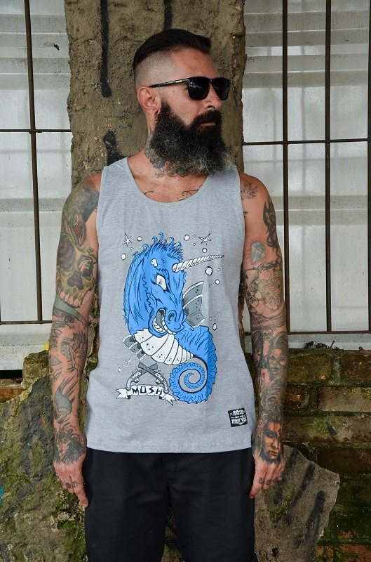 Regata Masc Sea Horse