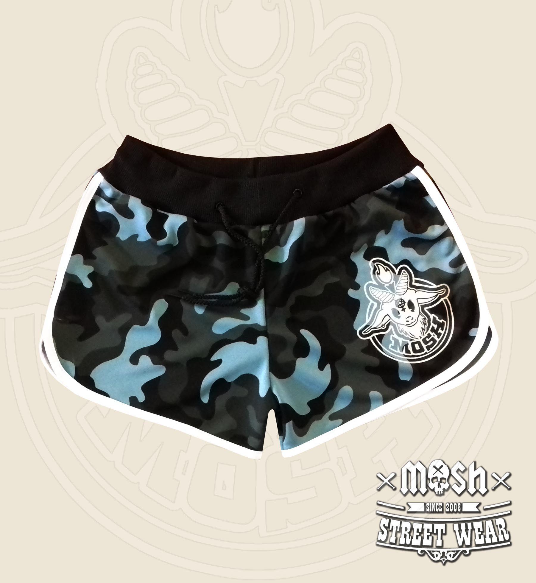 Shorts Dry Fit Bodinho