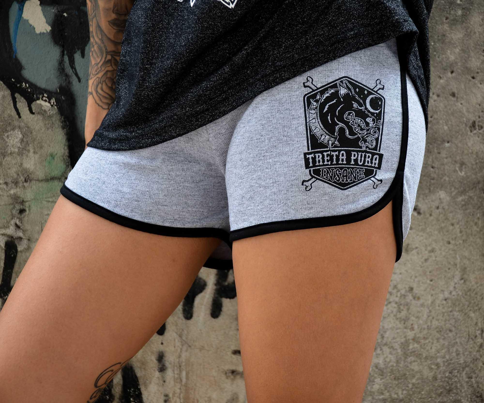 Shorts Lobo Treta Pura