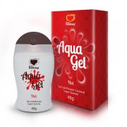AquaGel Hot - Lubrificante  e Excitante 40g