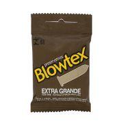 Preservativo Extra Grande - Blowtex