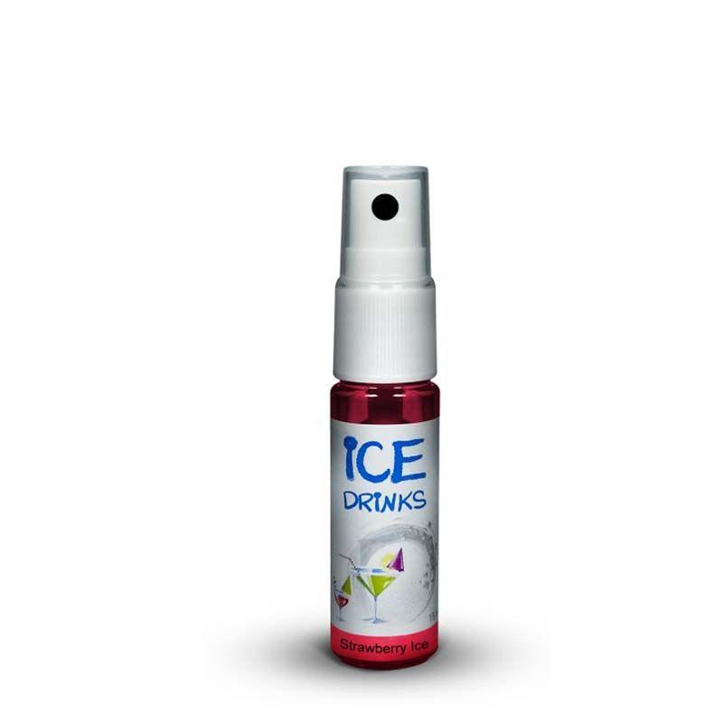 Gel Ice Drink Beijável Strawberry