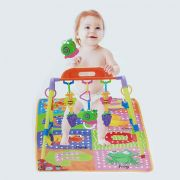 Centro de Atividades Play Gym Infantil Interativo e Sons