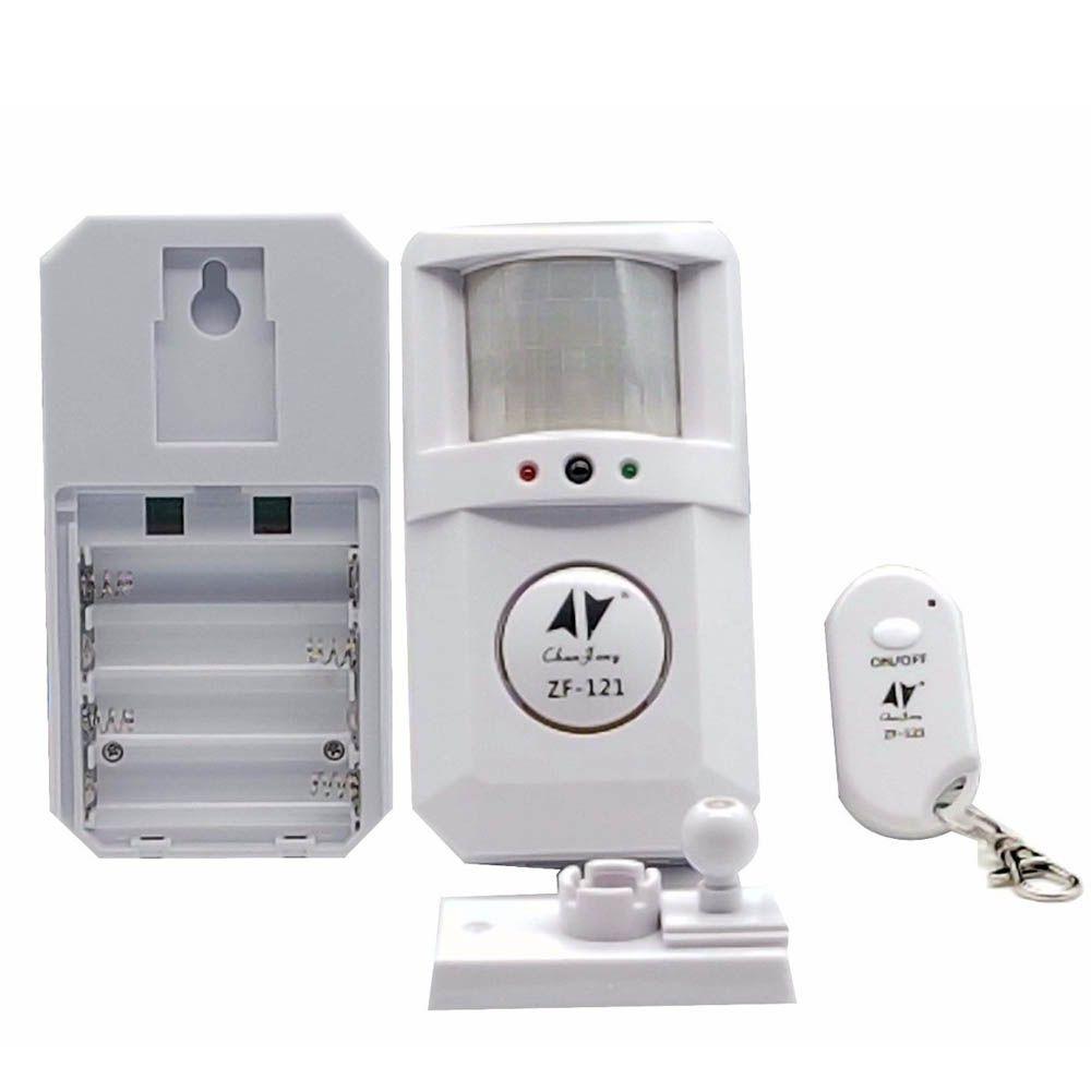 Alarme Residencial com Sensor De Presença Infravermelho