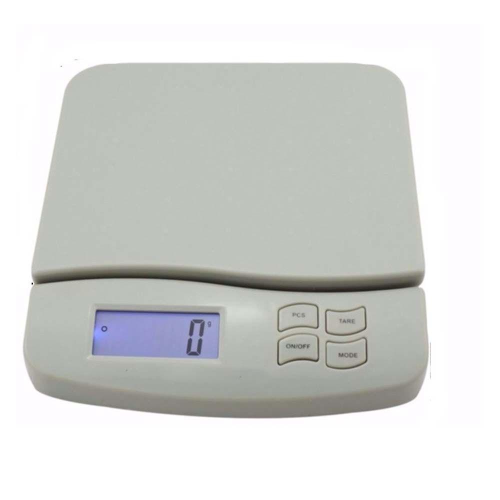 balança digital de cozinha 25kg com função de contagem