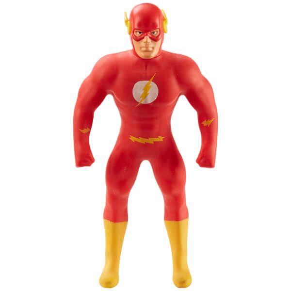 boneco estica herói dtc the flash liga da Justiça dc