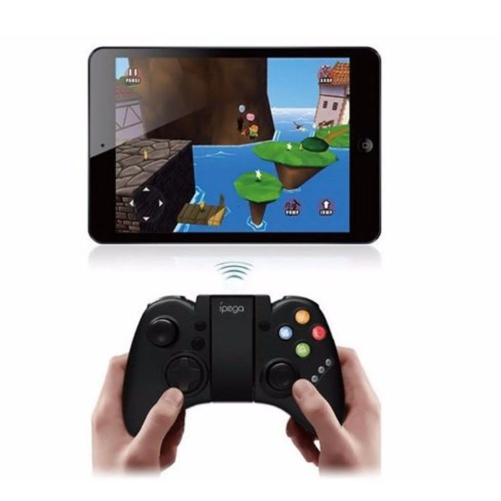 controle bluetooth joystick sem fio ipega xbox android ios