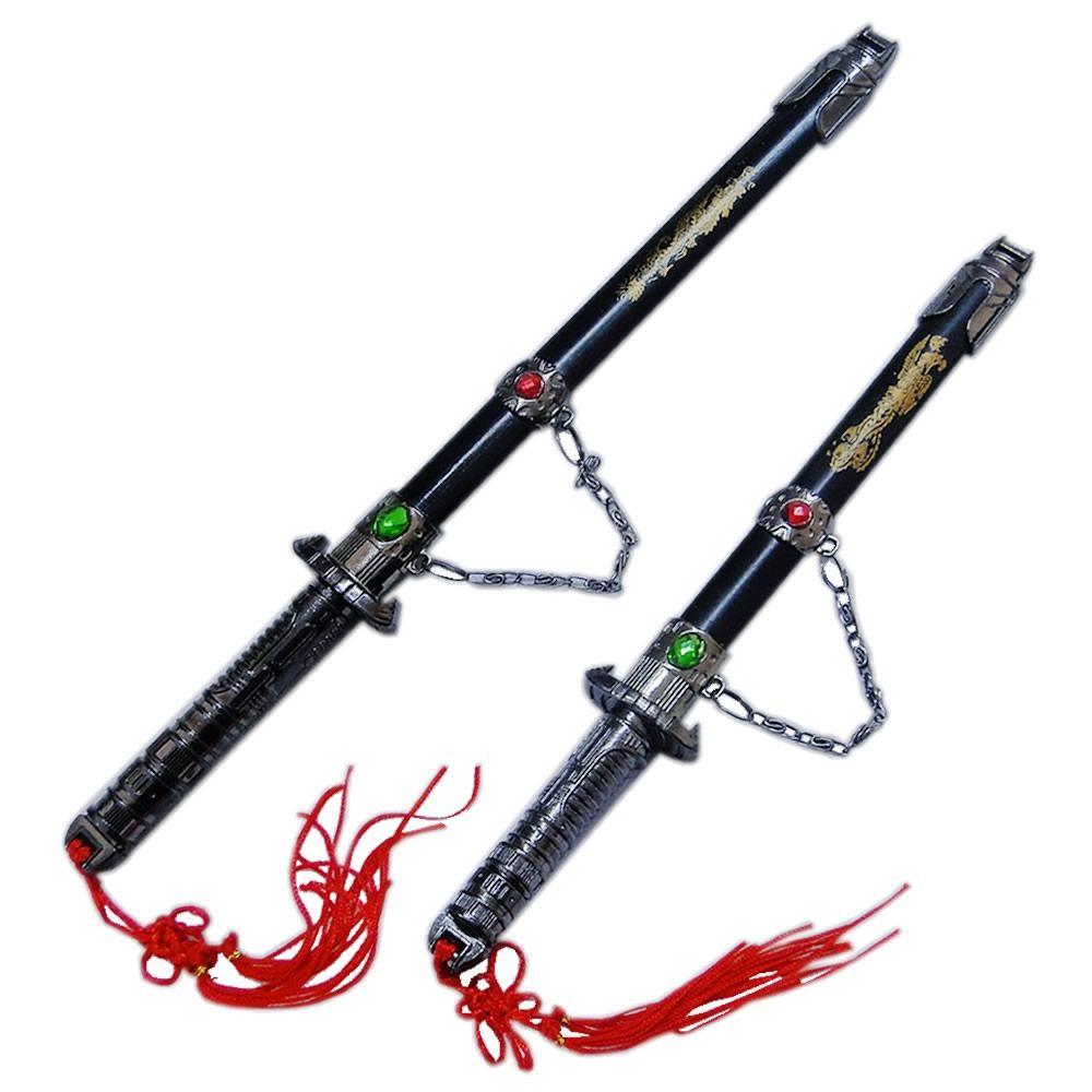 espadas samurai decorativas em Aço com suporte