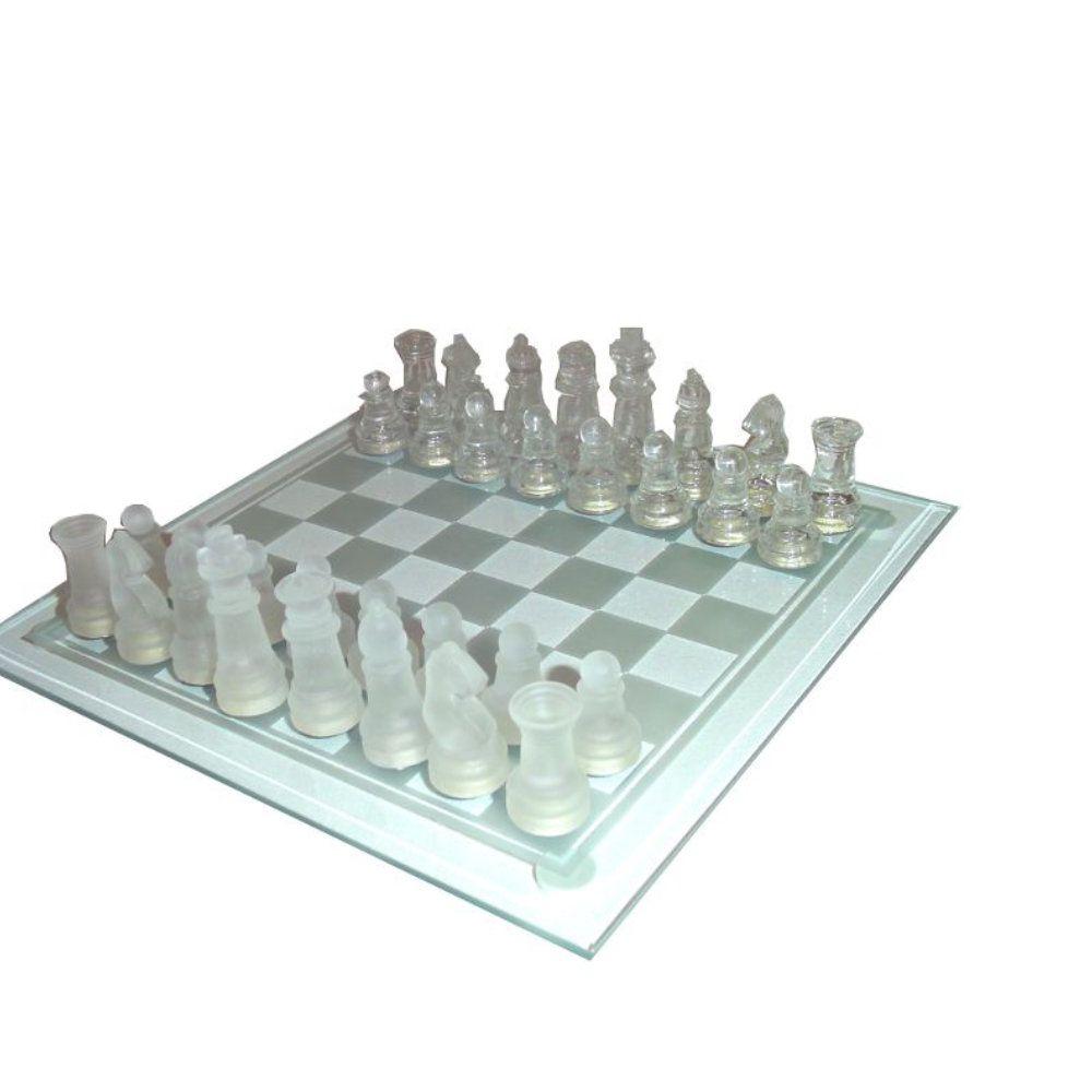 c0d8d55fed6 ... jogo de xadrez peças e tabuleiro em vidro rico em detalhes - New Mix  Comercial ...