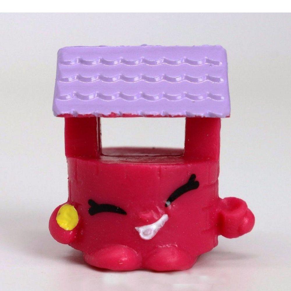 kit shopkins com 12 miniaturas colecionáveis sério 5 dtc