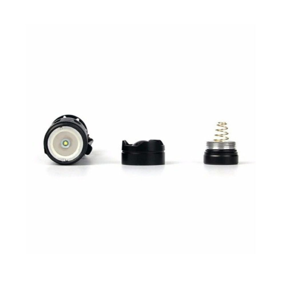 mini lanterna tática led cree profissional recarregável