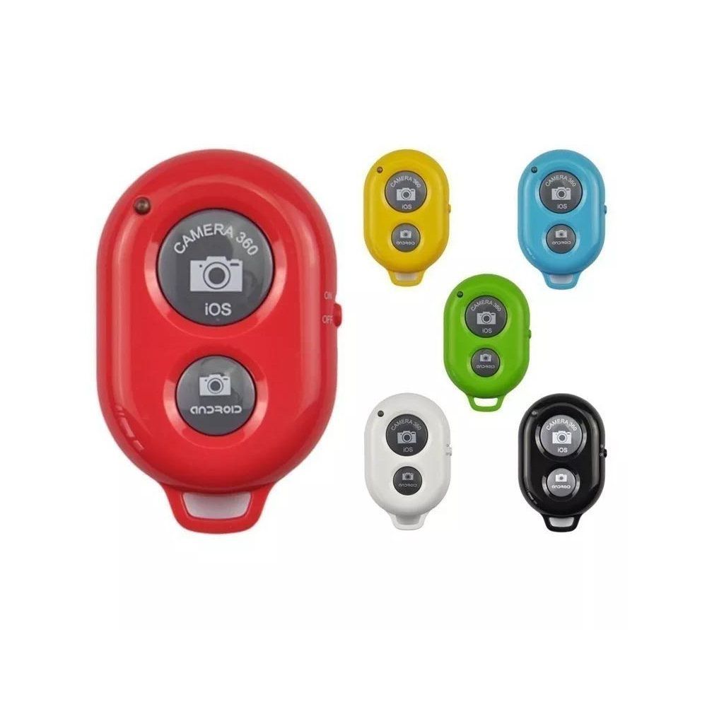 mini tripé celulares cameras universal controle bluetooth
