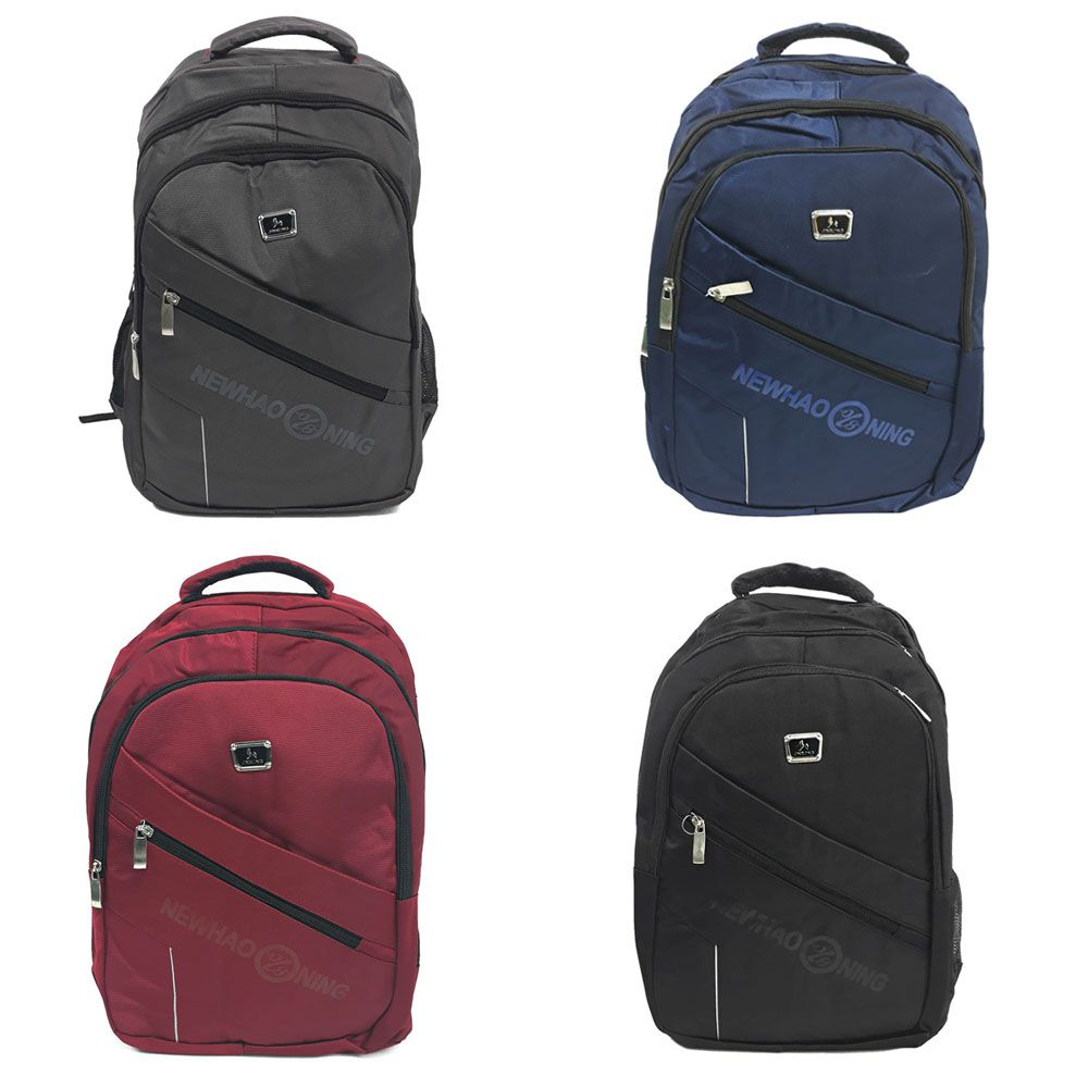 mochila resistente bolso para notebook universitária