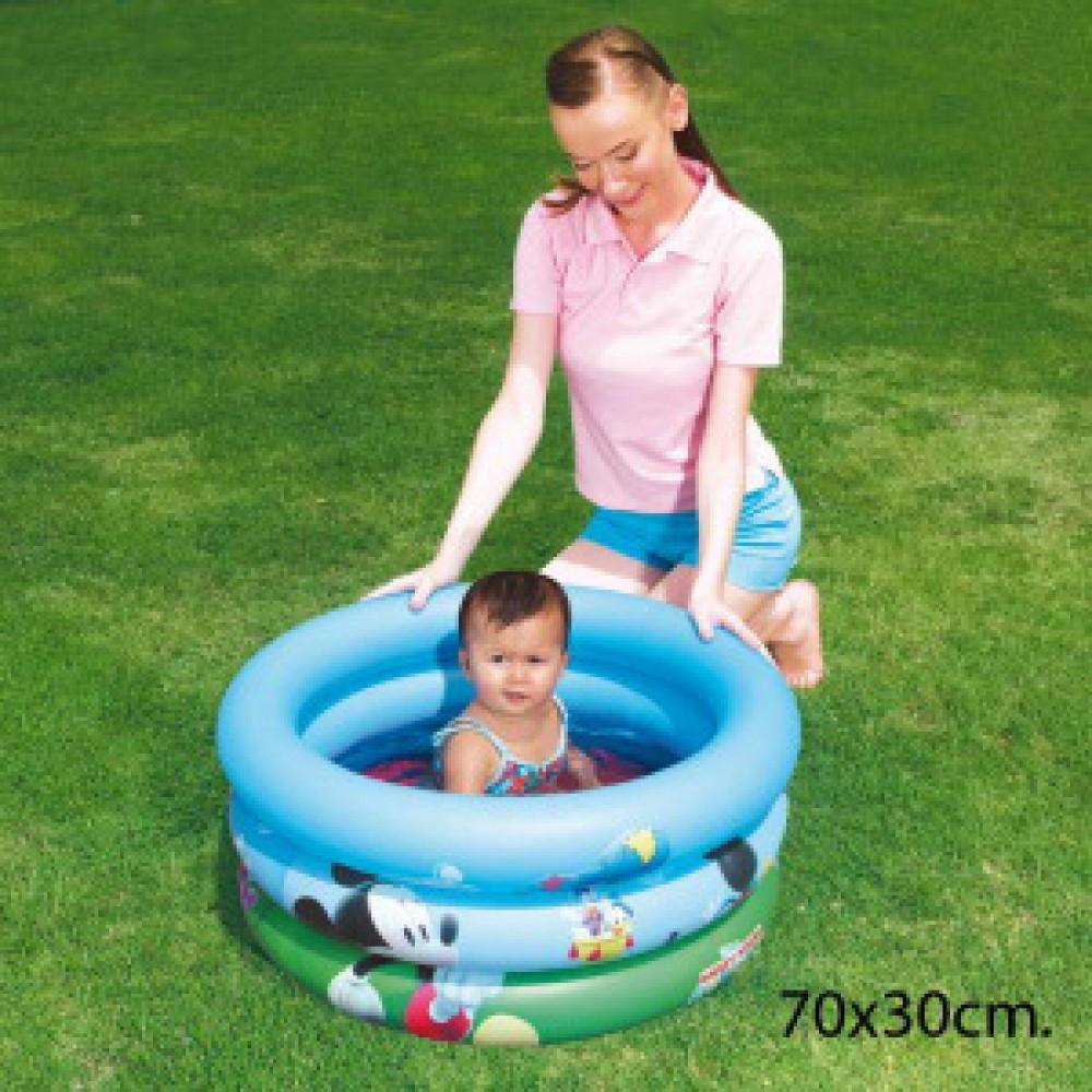 Newmix comercial praia e piscina piscina infl vel infantil for Piscina infantil