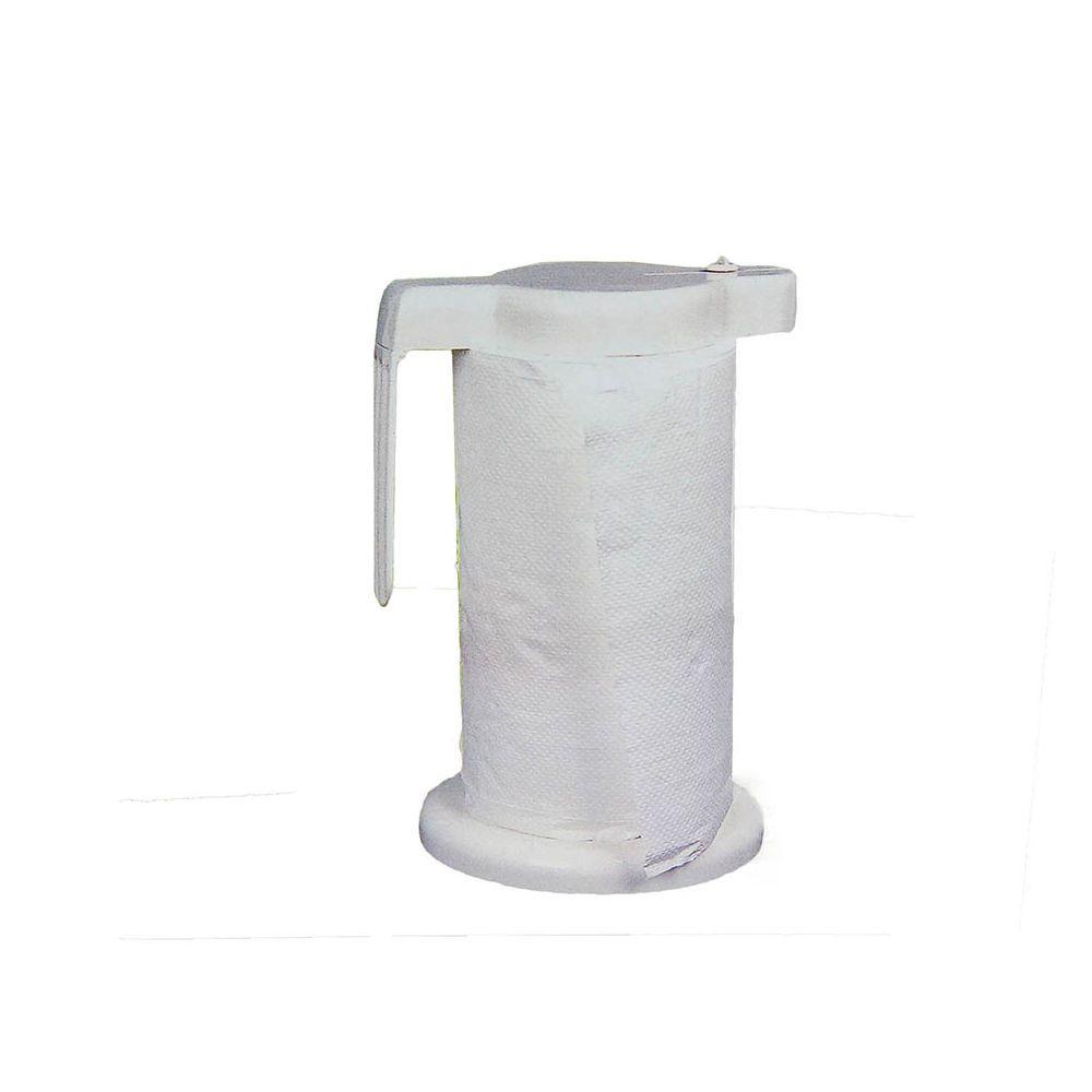 porta papel toalha guardanapos de mesa suporte vertical