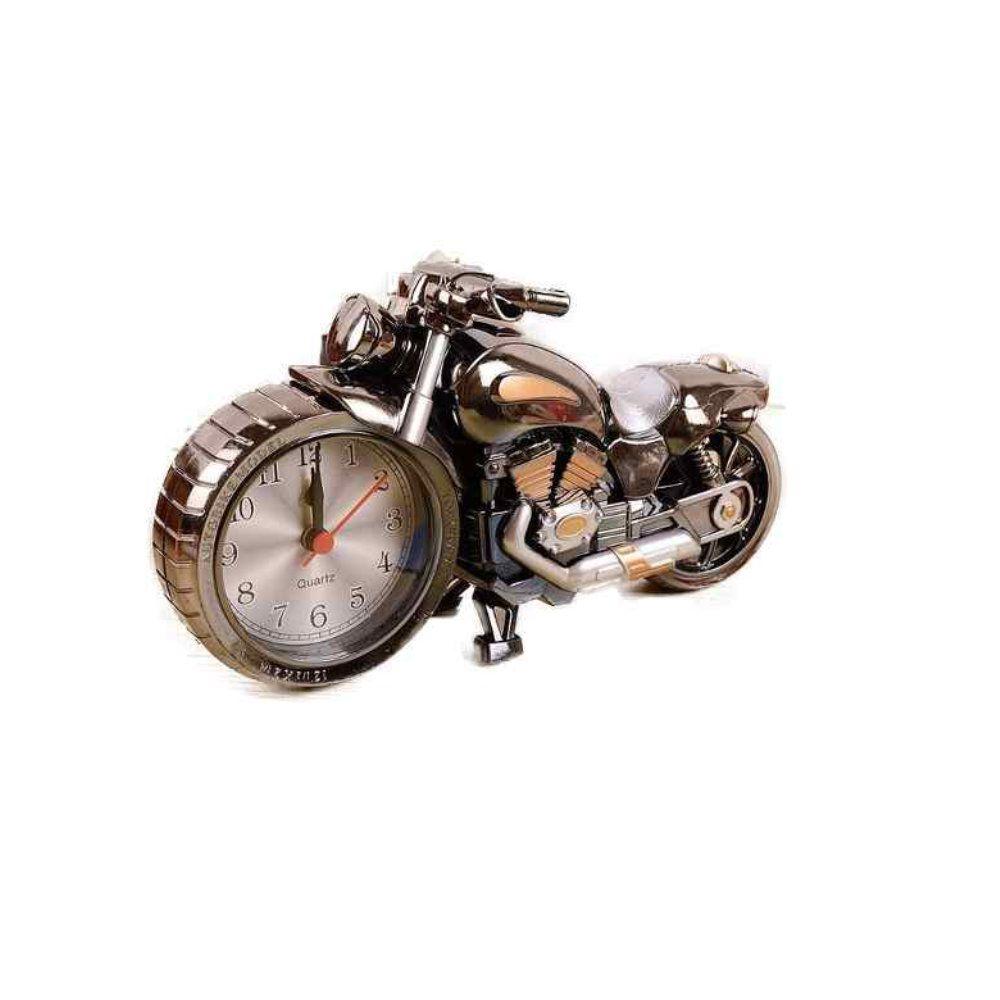 fbf28750d8e relógio de mesa despertador decorativo em forma de moto - New Mix Comercial  ...