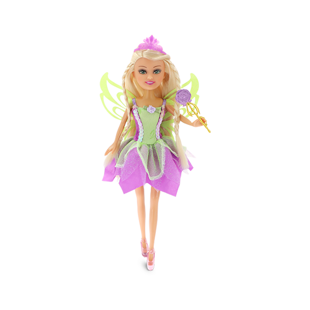 sparkle girlz boneca com fantasia de fada 3 a 4 Anos dtc