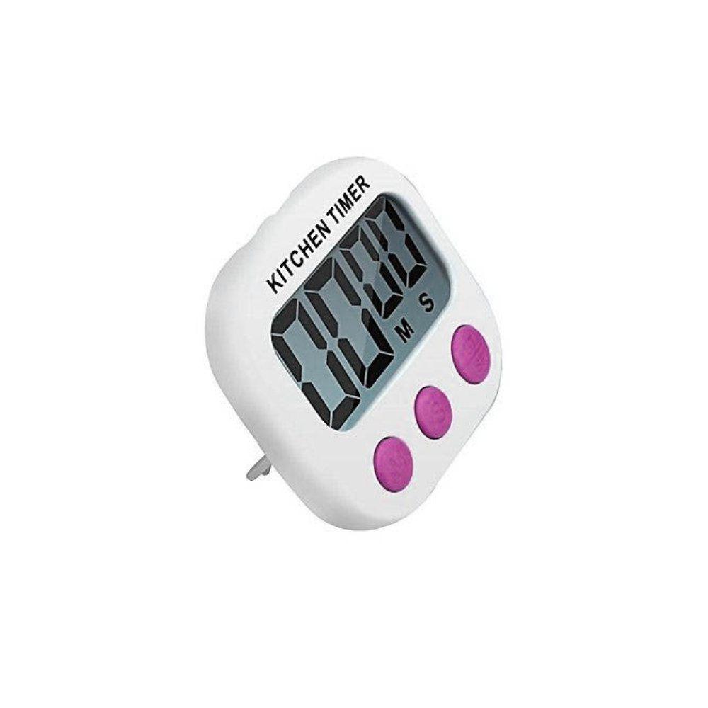timer digital temporizador minutos segundos a pilha com imã