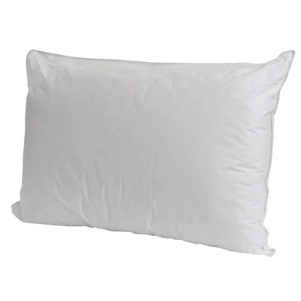 travesseiro fibrasca plumax fibras siliconizada conforto