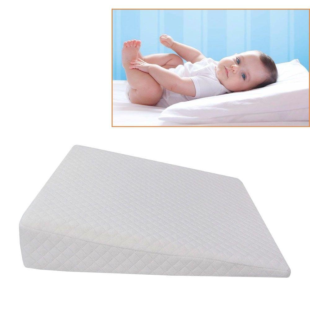 travesseiro rampa terapêutico anti-refluxo impermeável bebê