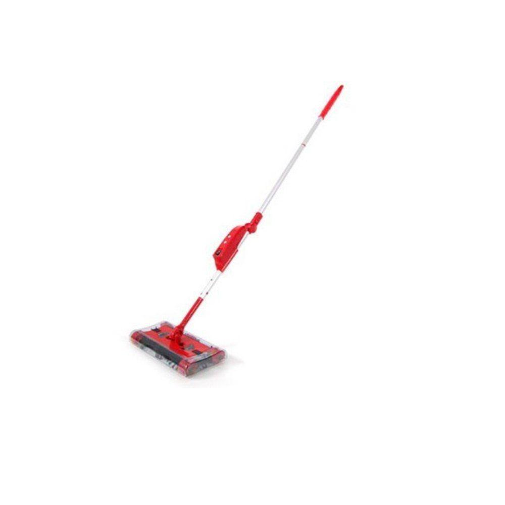 vassoura elétrica magica sem fio recarregável swivel sweeper