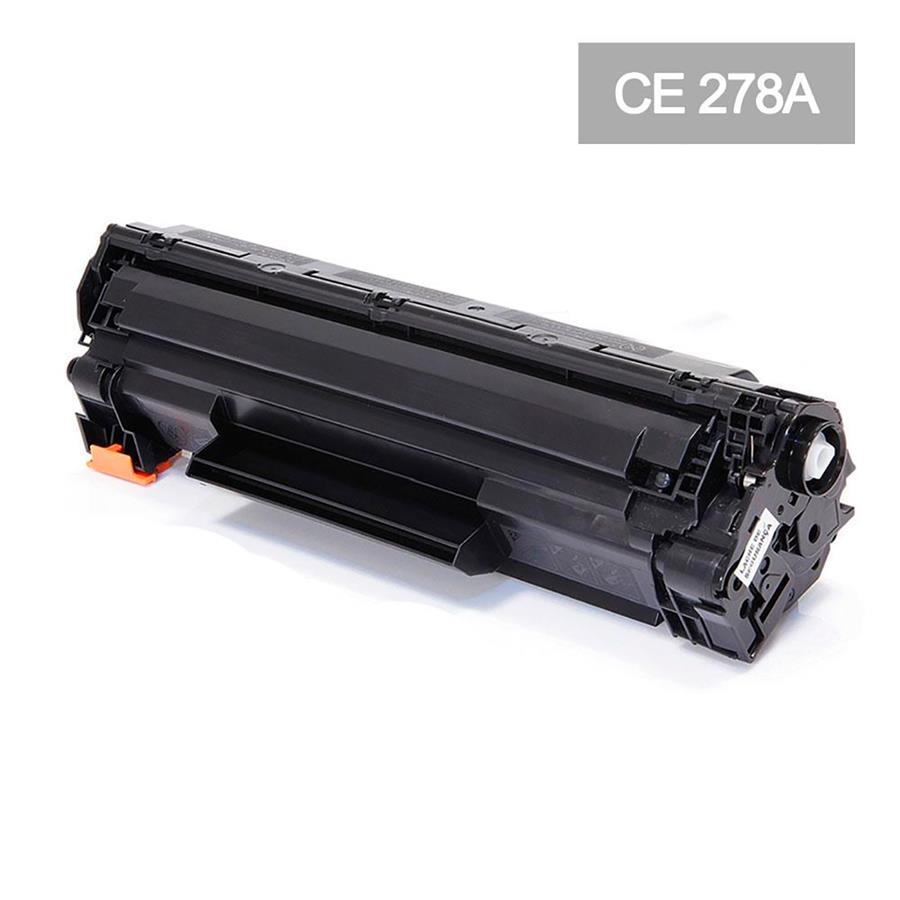 Cartucho Toner HP CE278A - Compatível com Impressoras HP Laser Jet Modelos: 1566 / 1606 / 1606DN