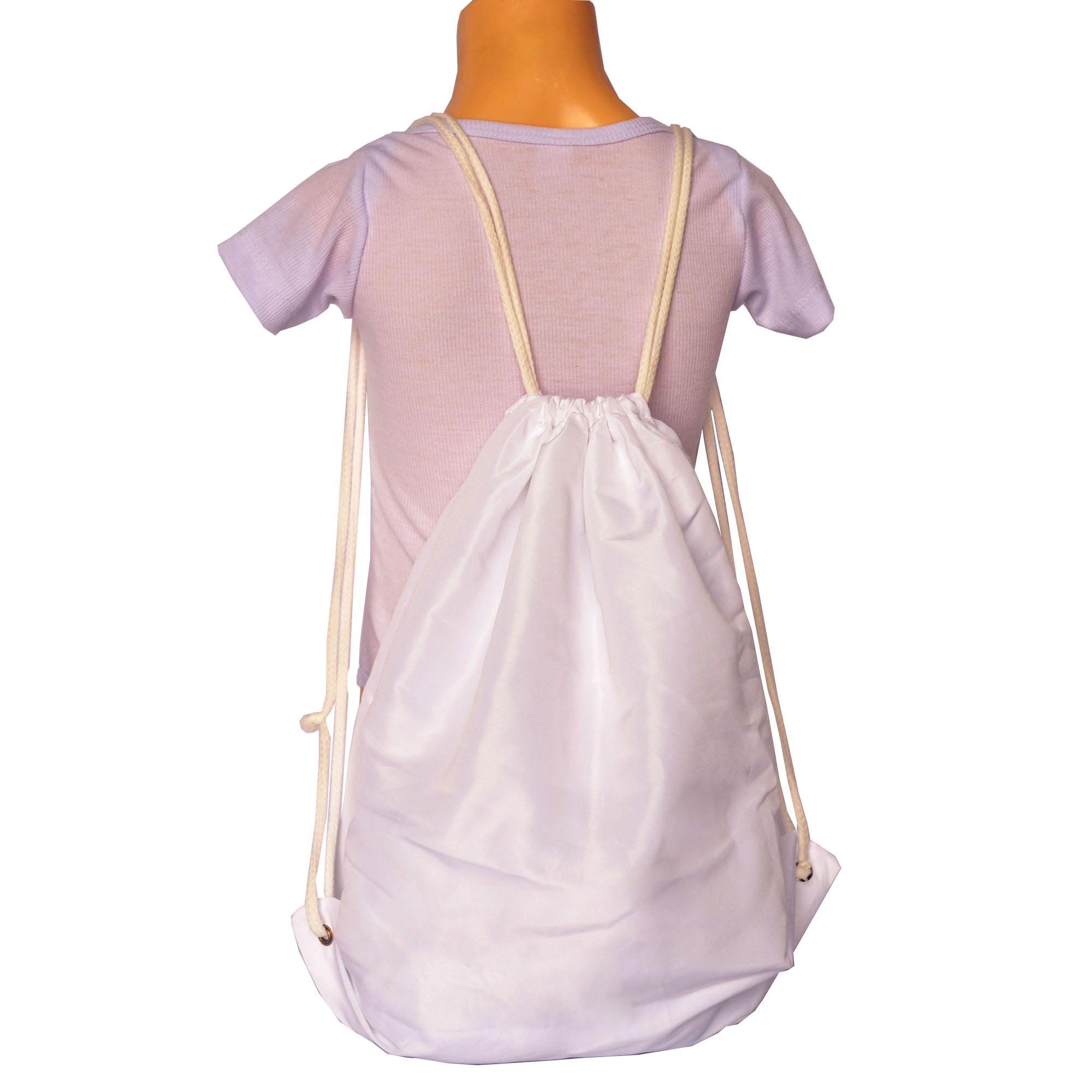 Bolsa toalha Branca - Pra Sublimar 4b40940553d