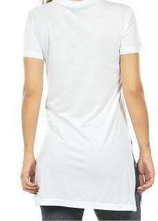 Camiseta Longline feminina