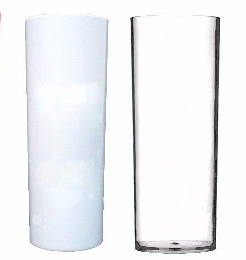 Copo Long Drink leitoso