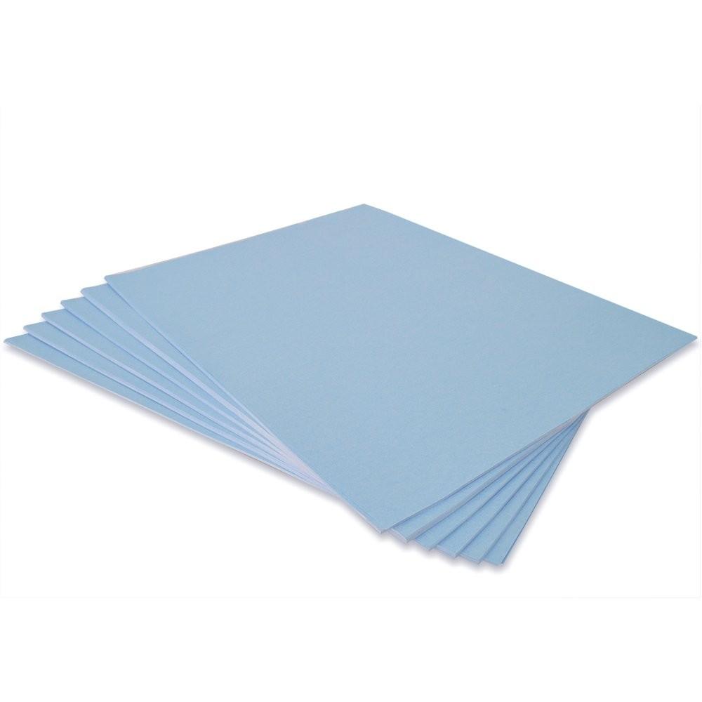 Papel Transfer para sublimação azul