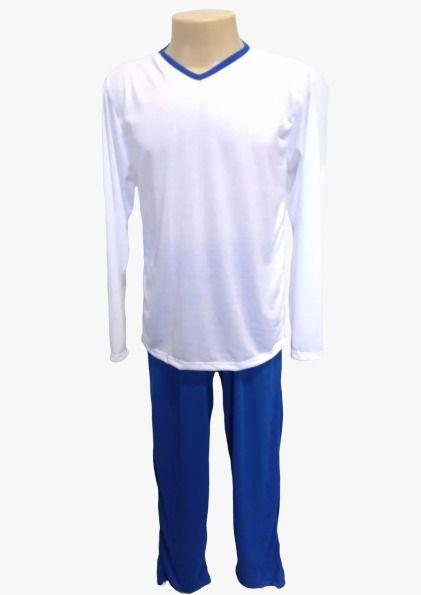 Pijama Infantil Longo Feminino e masculino