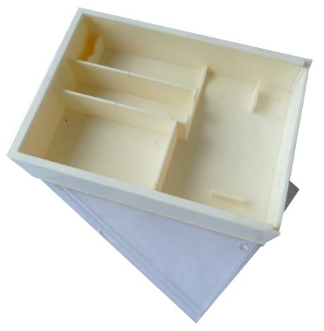 Caixa Plástica para Seringas
