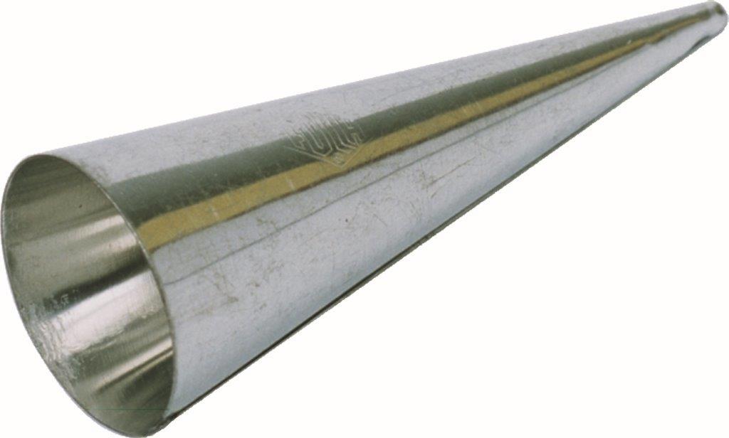 Canudo Cônico - 10 cm - Cart.C/12 Un. - Flandres