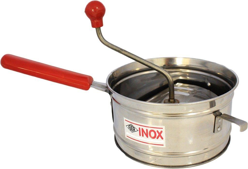 Coador-Esmagador em aço Inox
