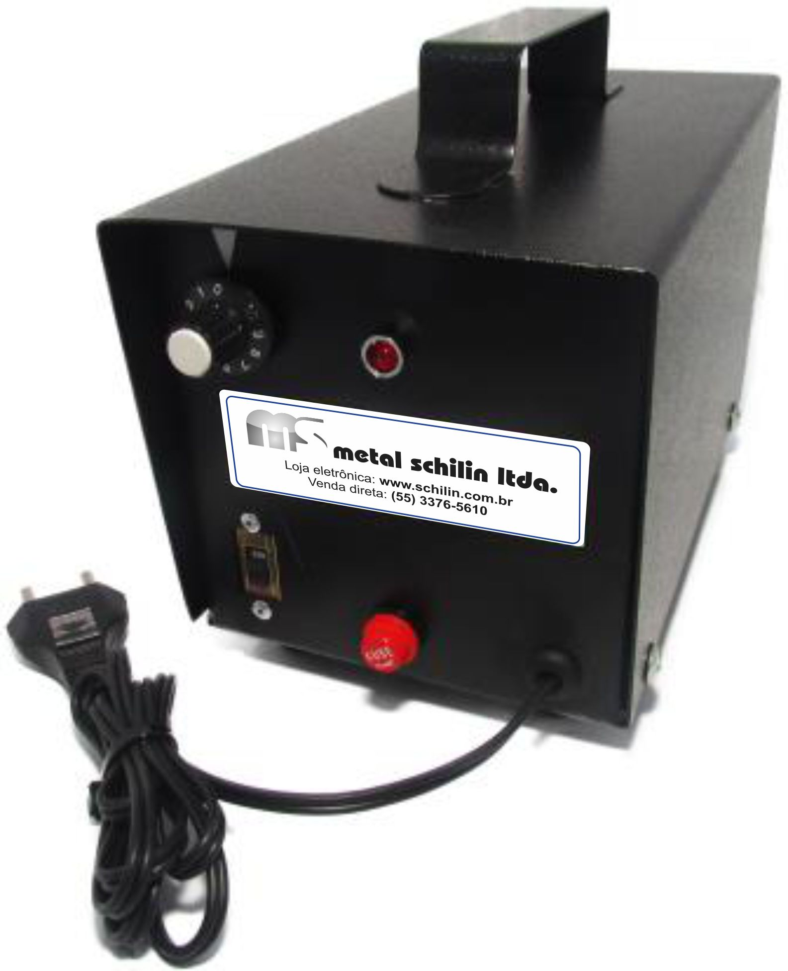 Comando para Desoperculador Eletrônico