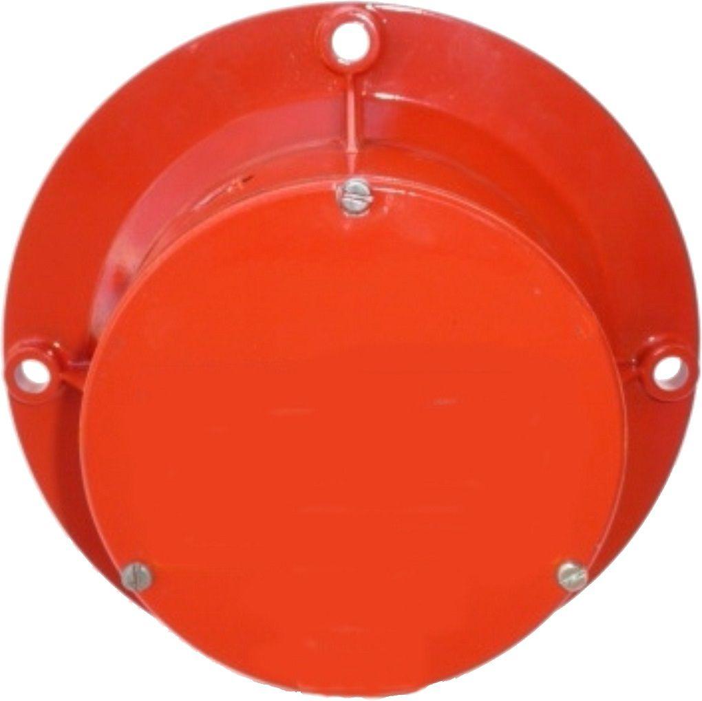 Interruptor de Nível de Pá Rotativo Nas opções 220VCA, 110VCA, 24VCA ou 24VCC - COM Embreagem - Pino Segurança
