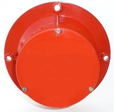 Interruptor de Nível de Pá Rotativo Nas opções 220VCA, 110VCA, 24VCC ou 24VCA - SEM Embreagem