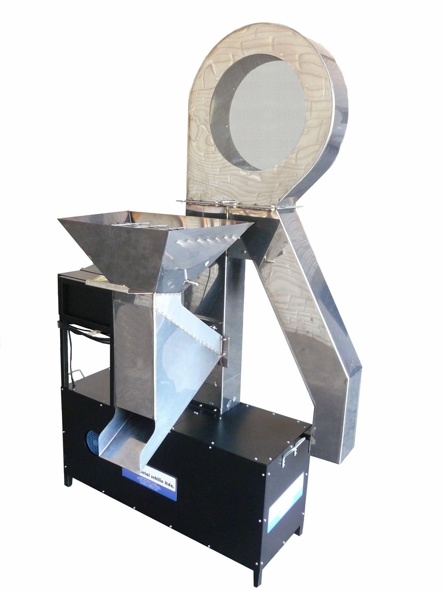 Máquina Separadora de Cascas