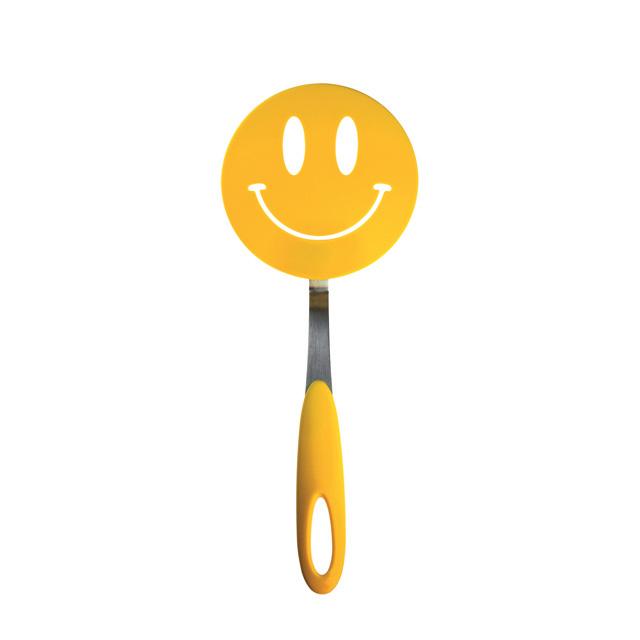 ESPÁTULA NYLON FLEXÍVEL SMILEY FACE
