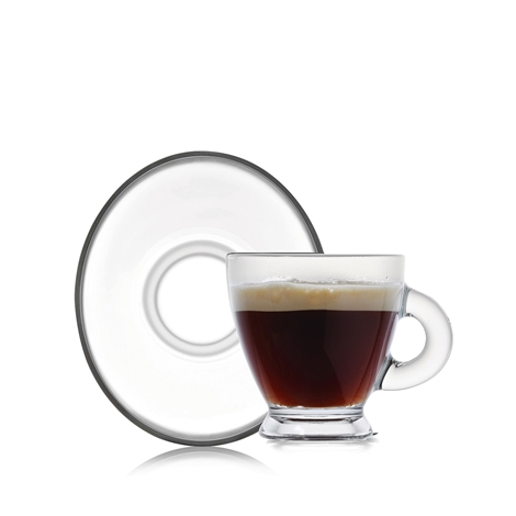 JOGO DE CAFÉ ROMA 6 PEÇAS