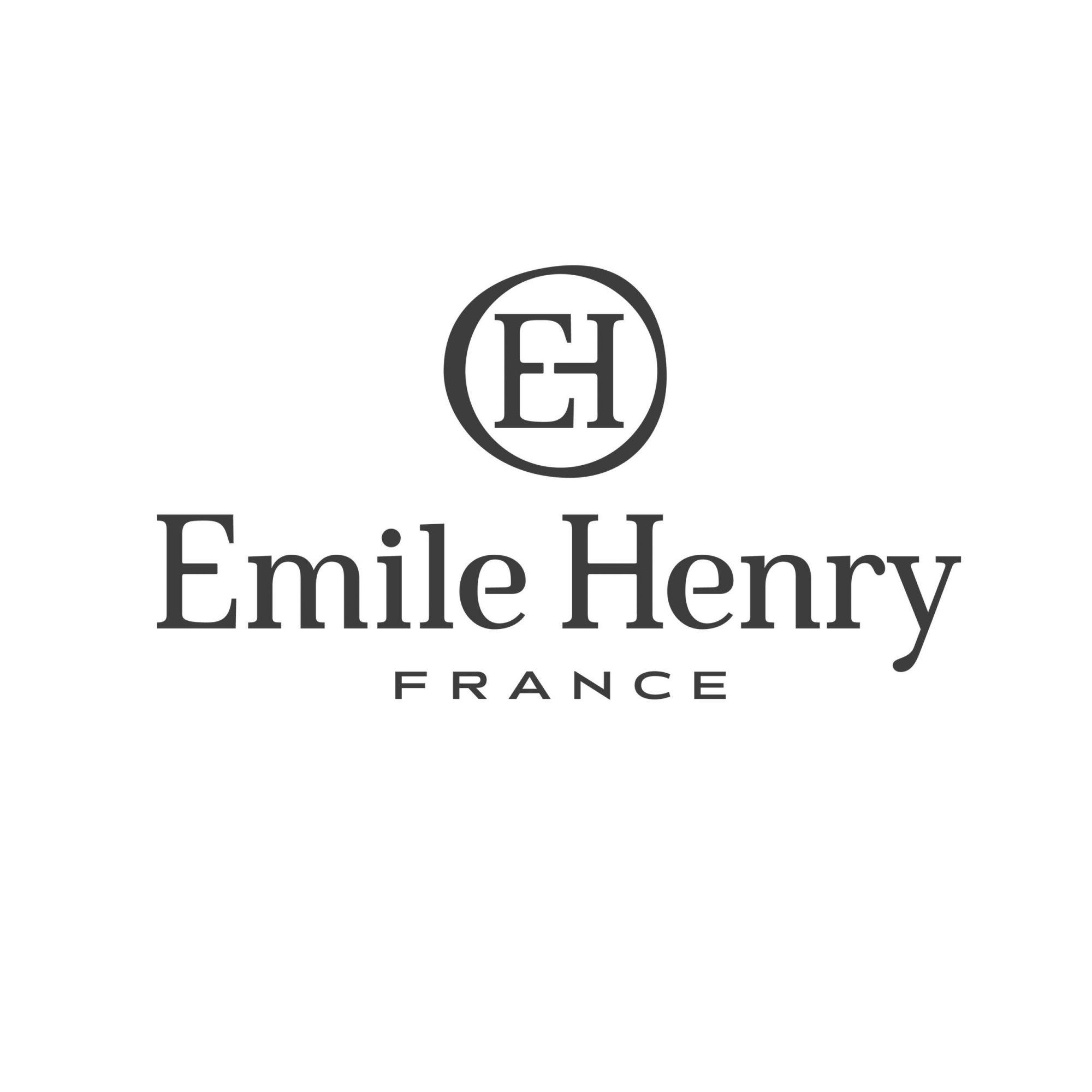 TRAVESSAS DE CERÂMICA RETANGULAR VERMELHA EMILE HENRY - 4 TAMANHOS