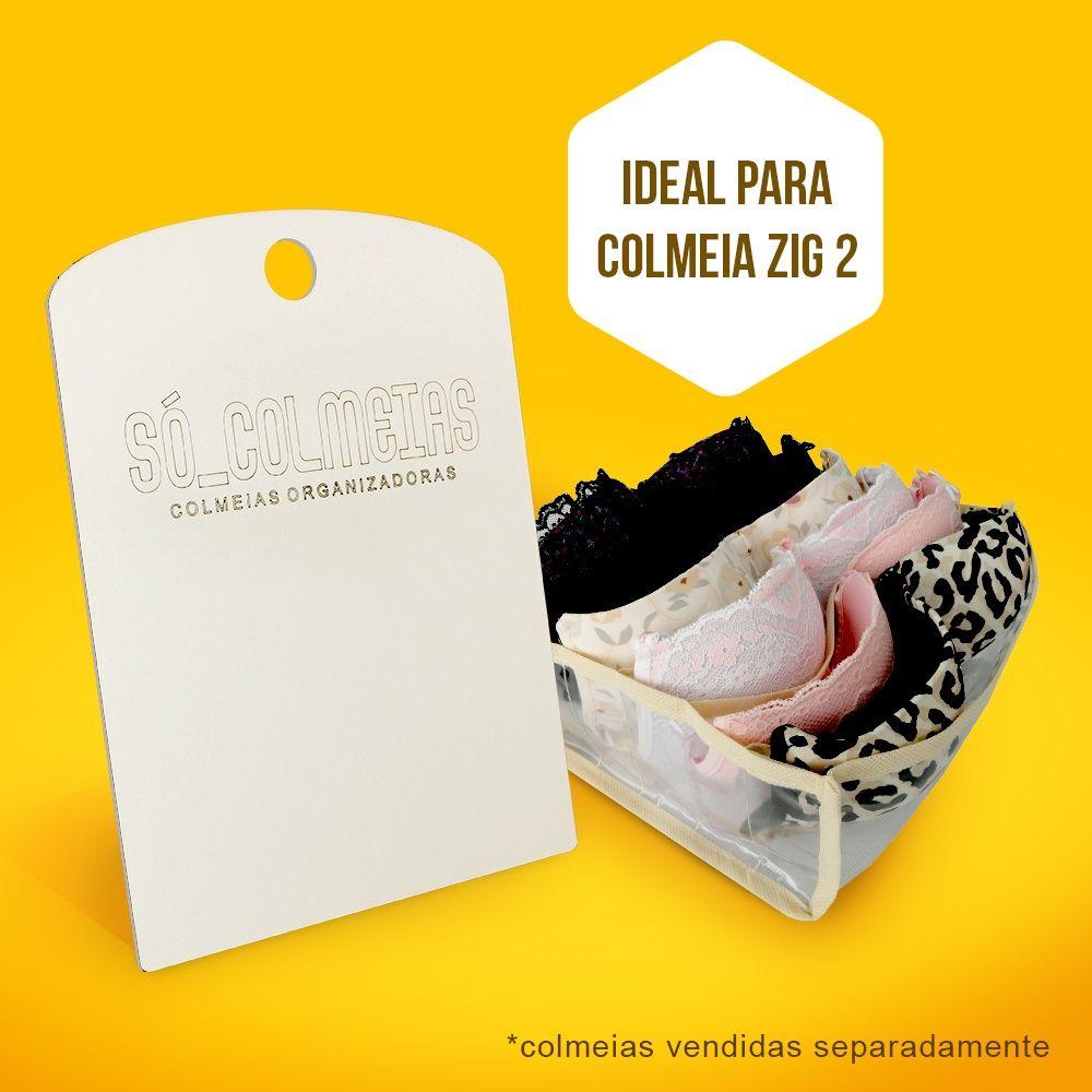 Gabarito Dobrador de Camisetas - 27x35cm