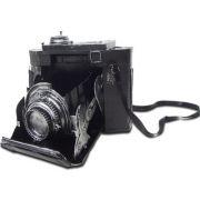 Cofre Camera Fotografica Vintage Retro De Ferro Fundido 16cm (CJ-020)