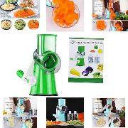 Cortador Fatiador 3 Laminas Legumes Ralador Queijo Verduras (888671/BSL1901)