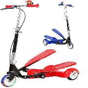 Patinete Tres Rodas Infantil Transport Metal 50kg (DMR5462/DMR5463)