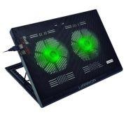 Base Cooler Notebook Laptop Warrior Gamer Power Resfriamento