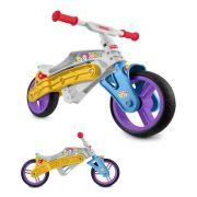 Bicicleta De Equilibrio Patinete Infantil 2 Em 1 Educacional Criança