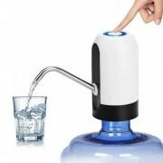Bomba Eletrica Galao Agua Bateria Recarregavel Garrafao Cozinha Dispenser